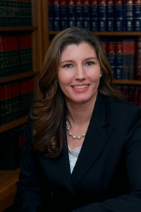 Photo submitted : Heather Goodwin announced Saturday that she too would be seeking to fill the shoes of Nelson's exiting Commonwealth Attorney, Anthony Martin.