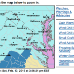 Winter Storm Watch : Replaced By WINTER STORM WARNING (see text below)
