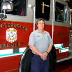 Wintergreen : Chief 2 - Dobie Fish Retires After More Than 3 Decades On The Job With Wintergreen Fire