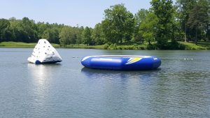Photo courtesy of Wintergreen Resort : You know summer is just around the corner when Wintergreen starts pulling out the toys on Lake Monacan in Stoney Creek. Memorial Day weekend officially kicks off the summer season at the resort.