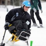"Wintergreen : Shenandoah University ""PT  & SKI Program"" At Wintergreen Adaptive Sports (WAS)"