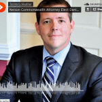Incoming Commonwealth Attorney Daniel Rutherford Talks About His Vision For Office (Audio Interview)