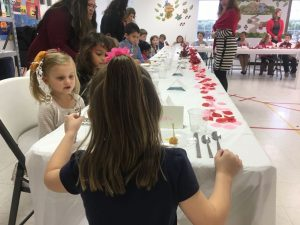 """""""I think it's actually a really good thing to put kids in those positions every now and then. They tend to just self correct when placed in more formal situations,"""" says KImberly Gale of Afton Christian School."""