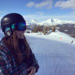 Nelson's Kaleigh Smith Represents UVA'S Virginia Alpine Ski & Snowboard Association In Nationals
