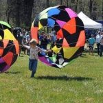 Beautiful Weather Was Backdrop For Weekend Events