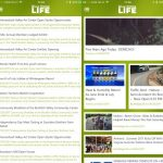Calendar of Events On The Go With The Blue Ridge Life Smartphone App