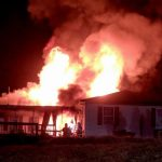 Amherst : Forks Of Buffalo : Family Loses Everything In Overnight Fire