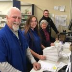 Nellysford : Bob's Back! : Full Circle At Stoney Creek Pharmacy
