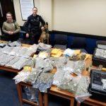 Albemarle : Crozet : Police Make Drug Arrest On Jarmans Gap Road