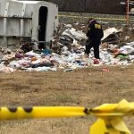 Albemarle : Crozet : Cleanup After Fatal Train Crash : NTSB Continues Investigation : (Video)