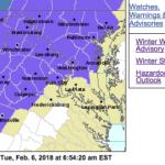 Winter Weather Advisories (EXPIRED)