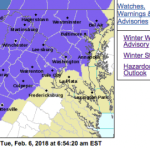 Winter Weather Advisories (EXPIRED)