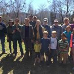Nelson : Nellysford : Spruce Creek Park Volunteer Work Day