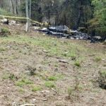 Crozet : Plane Crash Kills One Person - Update : Pilot Identified
