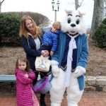 Easter Bunny Makes Stop At Wintergreen Resort This Past Weekend!