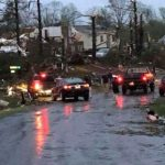 Amherst / Lynchburg : Severe Storms & Tornadoes Cause Widespread Damage