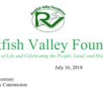 Rockfish Valley Foundation Files Comments To FERC Regarding Atlantic Coast Pipeline