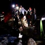 Emergency Crews Complete Lengthy Night Rescue In Blue Ridge