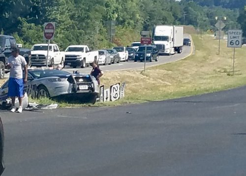 Nelson : Lovingston : Investigation Into Vehicle Accident