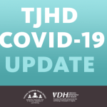 News Alert : TJHD Reports First COVID-19 Case In Nelson