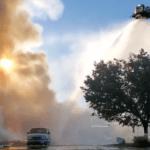 News Alert : Rockingham / Harrisonburg : Major Explosion Rocks Area