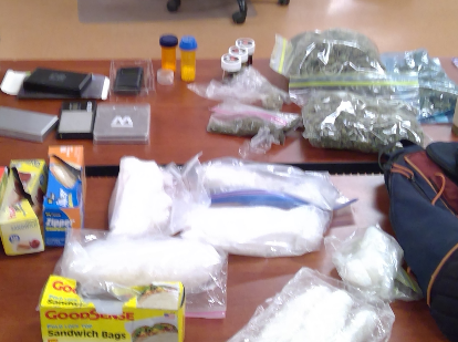 Augusta & Nelson County Residents Arrested On Gun & Drug Charges