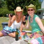 """Wintergreen Winery's """"Wine into Summer"""" Memorial Weekend Celebration : May 23, 2009"""