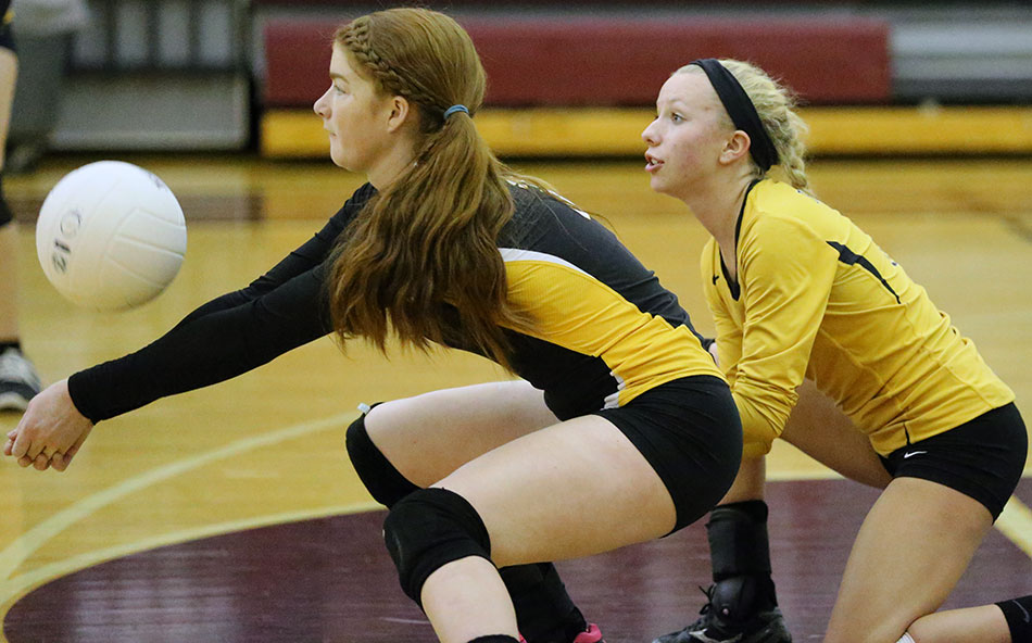 Buffs take Conference volleyball title