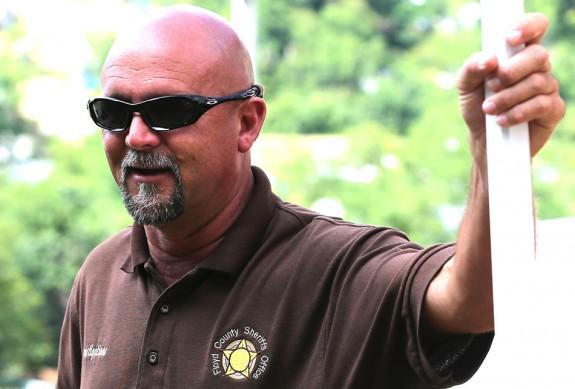 Floyd County Sheriff's Department Chief Investigator Jeff Dalton