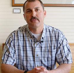 Deputy Sheriff Brian Craig, winning of the GOP nomination for Sheriff.