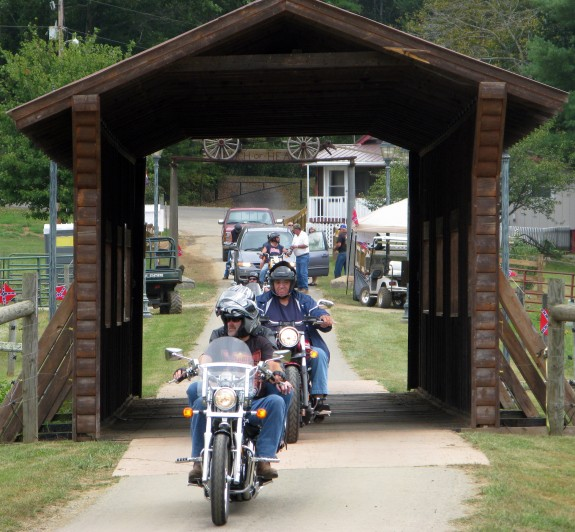 Kanawha Vally motorcyclists