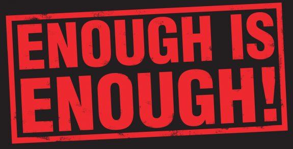 111616-enough-is-enough