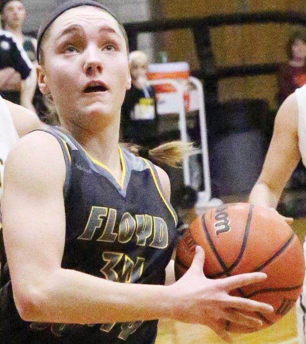 Basketball Season Ends for Lady Buffaloes