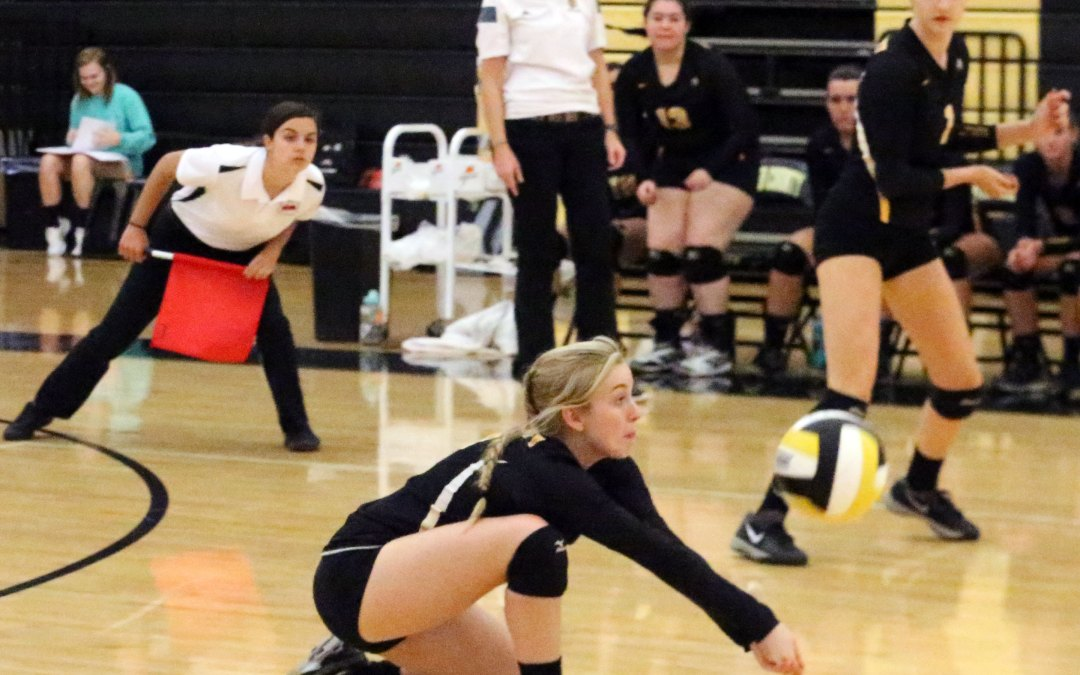 Volleyball lady Buffs enter playoffs