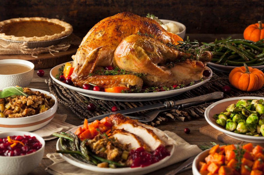A busy Thanksgiving weekend ahead