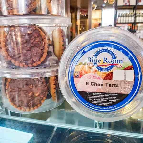Chocolate Tart - 6 Pack