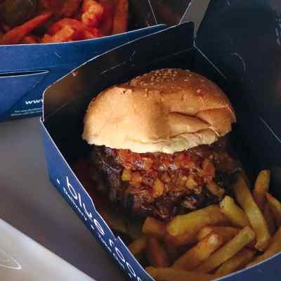 jamaican beef burger