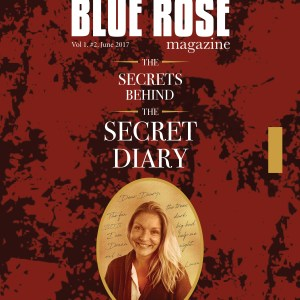Blue Rose Issue 2 Cover