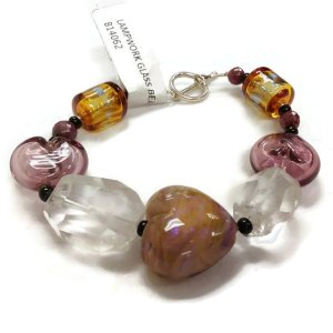 Handcrafted Lampwork Bracelet