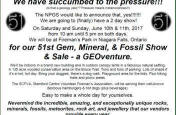 Niagara Gem Show