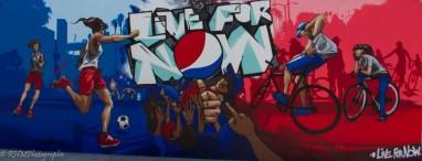 Graffiti at Venice Beach