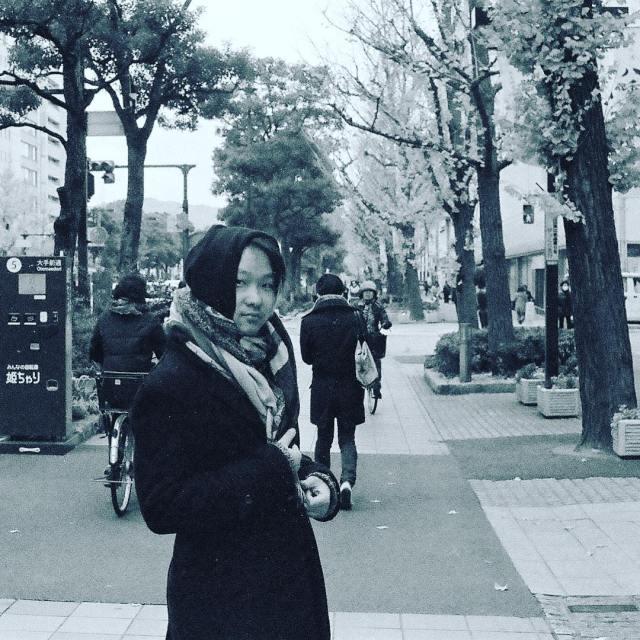 2016/12 的姬路 直到離開才驚覺自己忘了拜訪阿菊井 前一晚才在神戶看完「椎名林檎と彼奴等がゆく 百鬼夜行 2015」 我的日本之旅永遠都跟隨著椎名林檎 椎名林檎讓我暫時忘記台灣的一切不愉快以及負面能量 還有讓我產生負面能量的事情 百鬼夜行