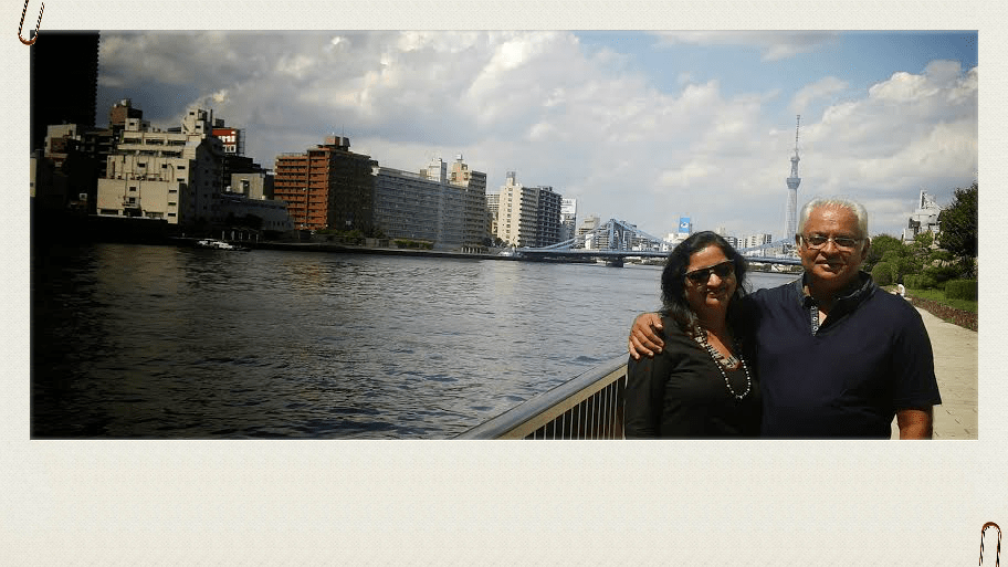 'For The Love of Travel': Sandeep & Smita Sahajpal