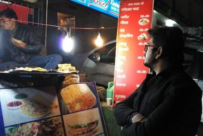 Street food: as simple as it can get.
