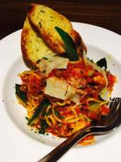 Pasta at The Junction
