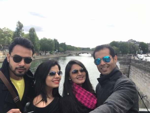 Honeymoon in Europe from India