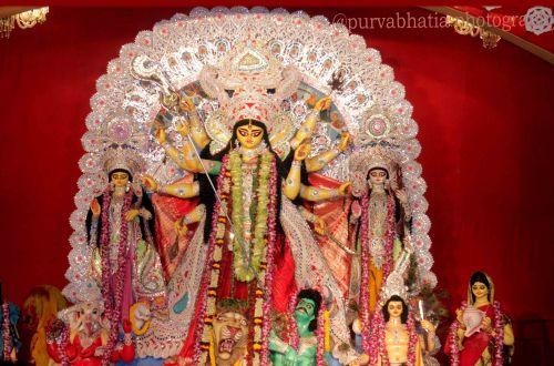 Durga Puja in Delhi
