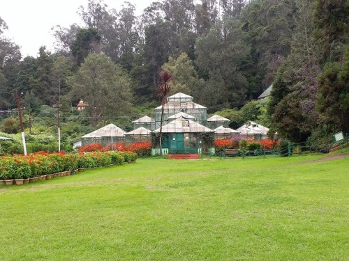 Ooty Tourist attractions Botanical Garden