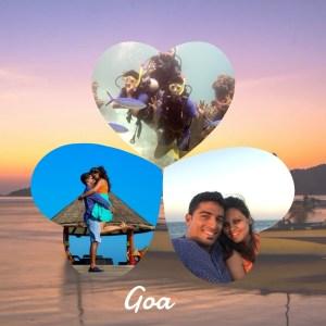 goa, romantic destinations