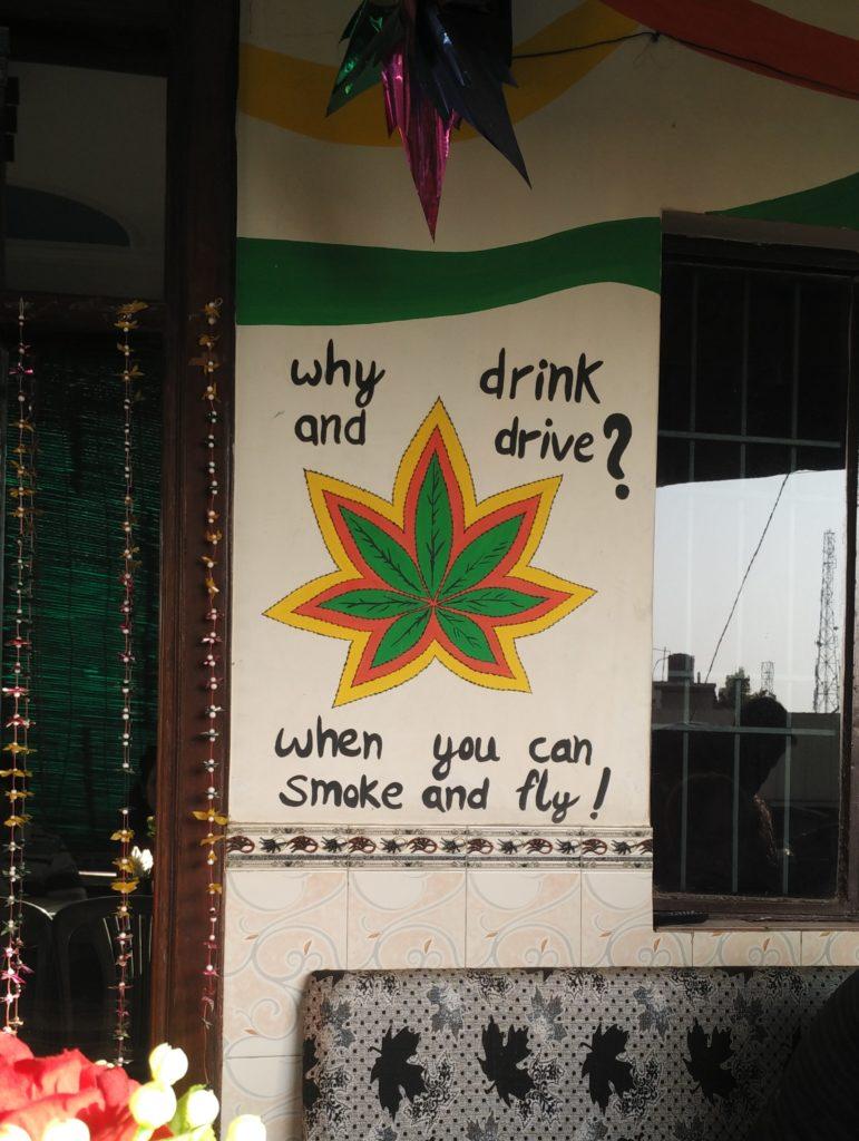 Bob Marley Cafe Agra